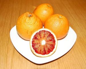תפוז מכיל כמויות יפות של ויטמין C