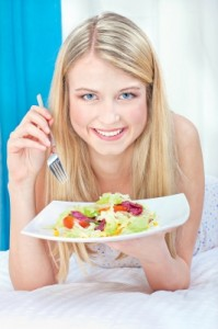 תזונה בריאה היא המפתח להצלחה