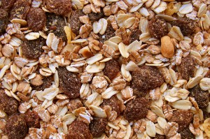 לשיבולת שועל יש ערך גליקמי נמוך. היא מומלצת במיוחד בארוחת הבוקר.