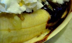 מתכון דיאטטי לבננה בשוקולטה
