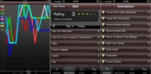body & mind connection לשמור על הבריאות בעזרת האייפון