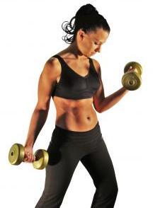 שורפים שומנים גם באימון גופני.