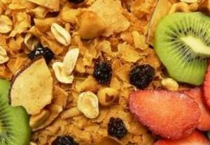 דגני בוקר עשירים בסיבים תזונתיים