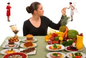 דיאטה מחייבת כוח התמדה ורצון