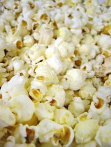 פופקורן למיקרוגל טעים מאוד, אך מכיל שומן טראנס.