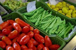 לעגבניה ולגמבה יש אנרגיה מקררת לקיץ חם