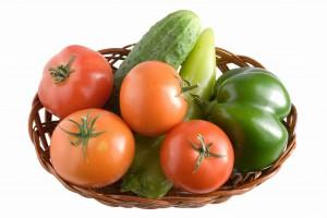 מומלץ לא לערבב ירקות טריים בירקות מבושלים